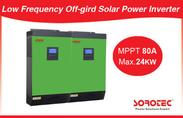 China 1Kva 12Vdc 800W Off Grid Inverter With 50A Pwm Solar Charger usine