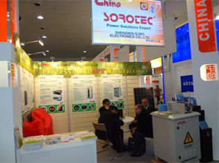 China Ausstellungs-Informationen CeBIT 2012 (Hannover) während Mar.6 - 10. 2012. Unser Stand No.is Hall 11, A11-1-6 fournisseur