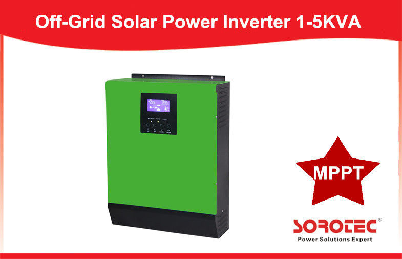China SSP3118C1 Series Solar Power Inverters,High Frequency PWM Solar  Inverter 1-5KVA usine