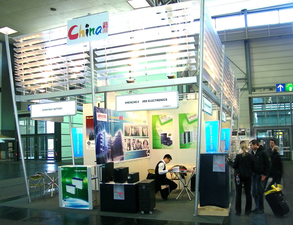 Ausstellungs-Informationen CeBIT Fair.2010 fournisseur