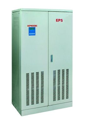 Einphasig 220V 90KW / 100KW / 200KW EPS Emergency Power Supply mit CPU control fournisseur